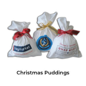 Christmas Puddings Confectionery