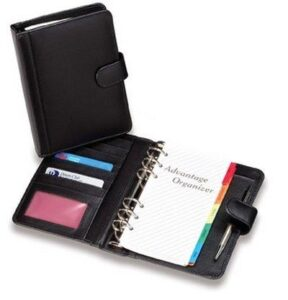 Leather Executive Personal Organiser