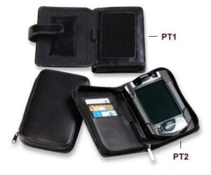 Leather Zip Universal PDA Cover - Made To Order