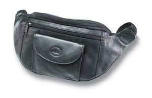 Leather Waist Bag - Made To Order