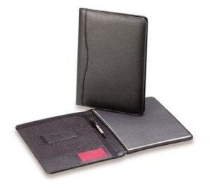 Leather Classic Compendium Folder (Also See WC320)