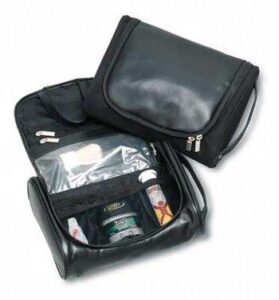 Travel/Wet Pack (Microfiber/Leather)