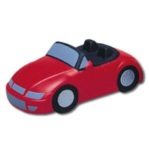 Anti Stress Red Sports Car Without Sound