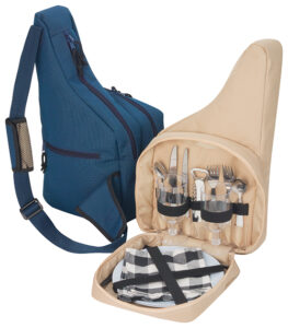 Picnic backpack- insulated