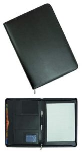 A4 Folder with Pad