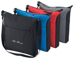 Insulated Cooler Carry Bag - Blue