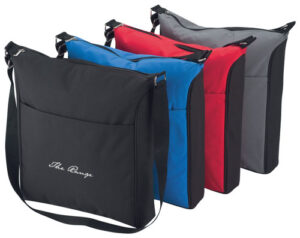 Insulated Cooler Carry Bag - Red
