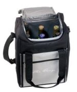 6 Bottle Cooler Bag - Grey