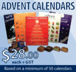 Advent and Countdown Calendars