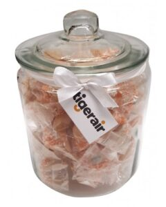 FORTUNE COOKIES IN A GLASS JAR (CUSTOM QUOTE)