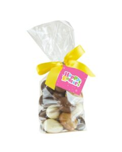 24PC LITTLE EASTER EGGS GIFT PACK CUSTOMISED WITH STICKER OR SWING TAG
