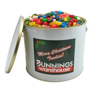 6 LTR PAINT BUCKET WITH MIXED JELLY BEANS