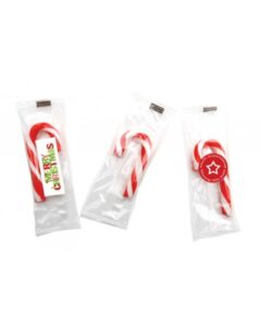 INDIVIDUALLY WRAPPED MINI CANDY CANES