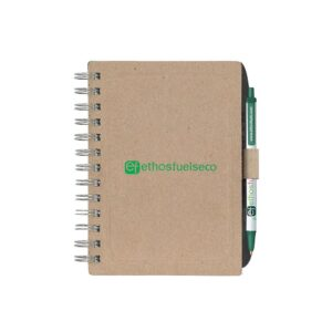 BIC® Chipboard Cover Notebook Ecolutions®