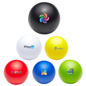 Ball Shaped Stress Reliever