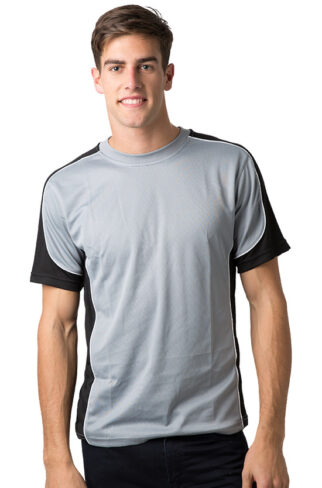 Adults Cooldry 100% Polyester Micromesh T-Shirt