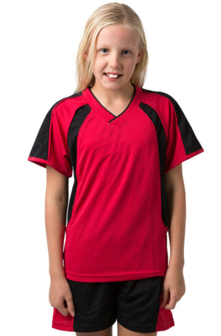 Kids Cooldry 100% Polyester Pique Knit T-Shirt