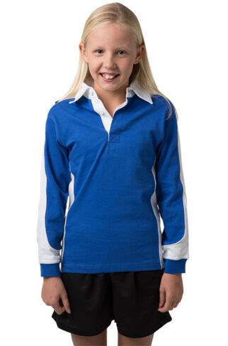 Kids 100% Combed Cotton Rugby Knit Jersey