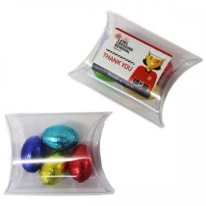 Pillow Pack with Mini Solid Easter Eggs x4