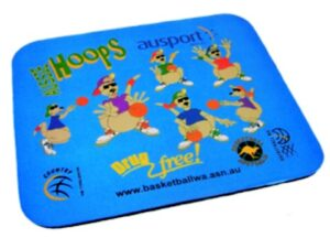 Mousemats - Screenprint (185mm x 205mm) or (235mm x 215mm)