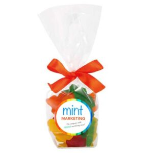 MUG-DROP BAGS WITH FRUITY FROGS