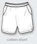 Cotton Cricket Shorts