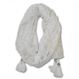Audrina Faux Wool Scarf