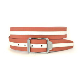 Cluis Bonded Leather Dress Belt