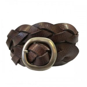 Louise Genuine Leather Casual Belt