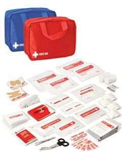 88PC FIRST AID KIT- RED