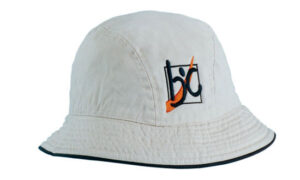 3 Panel Enzyme Washed Bucket Hat