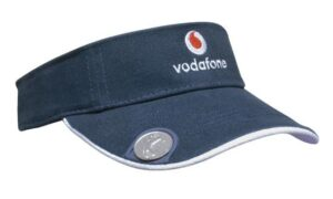BHC Golf Visor With Magnetic Marker