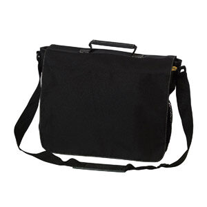 Eco 51% Recycled Flap Over Satchel