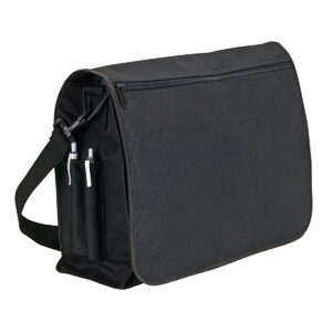 80% Recycled Messenger Bag