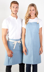 Charlie - Denim Waist Apron - 3 colours