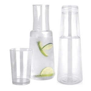 880ml Carafe w/Cup