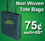 Special Offer on Non Woven Tote Bags