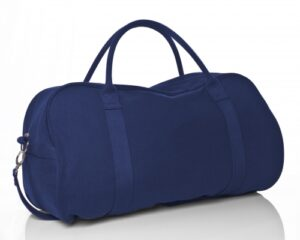 Canvas Duffle - Navy