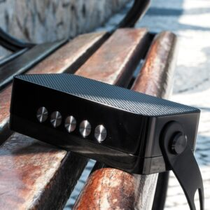 Black Block Bluetooth Speaker