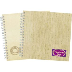 Linen Covers Notepad/Diary