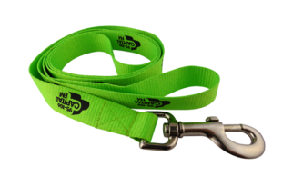 Dog Lead Polyester Screen Printed