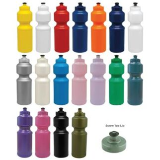 750ml Sports Bottle with Screw Top