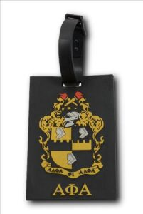 2D Luggage Tag