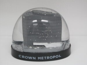 Snow Dome Plastic 3D Custom Design