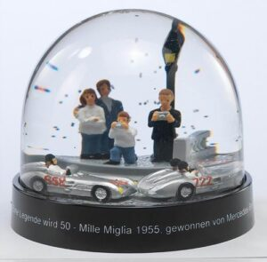 Snow Dome Glass 3D Custom Design