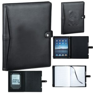 Pedova ETech Journal Book with Snap Closure