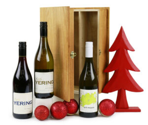Trio of Wine $115