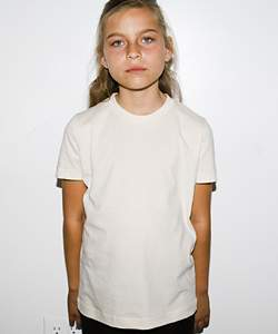 Organic Youth Fine Jersey S/S T