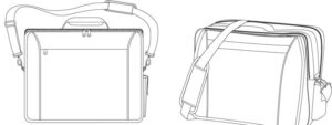 Step 1 - Build a Bag Style - Conference Collection Deluxe Flap Satchel
