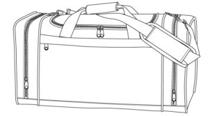Step 1 - Build a Bag Style - Conference Collection Mid Sized Duffle